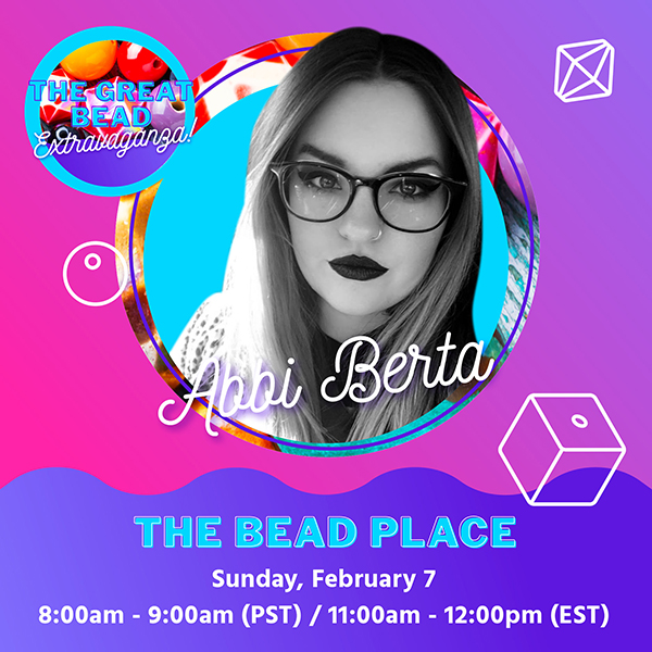Abbi Berta from The Bead Place
