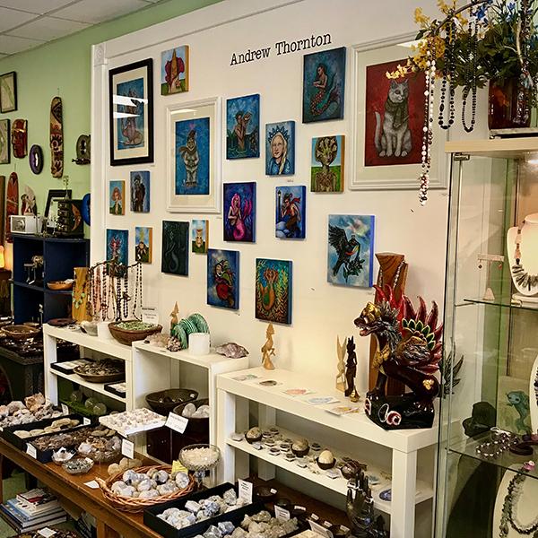 Allegory Gallery Interior