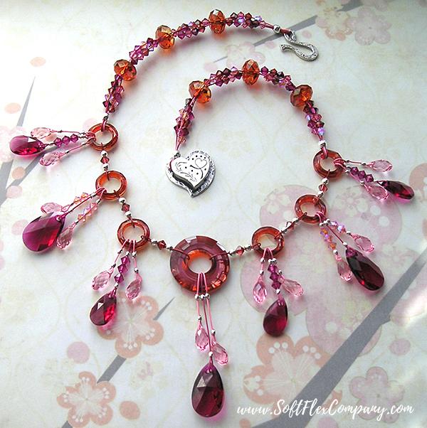 Be My Valentine Necklace by Jamie Hogsett