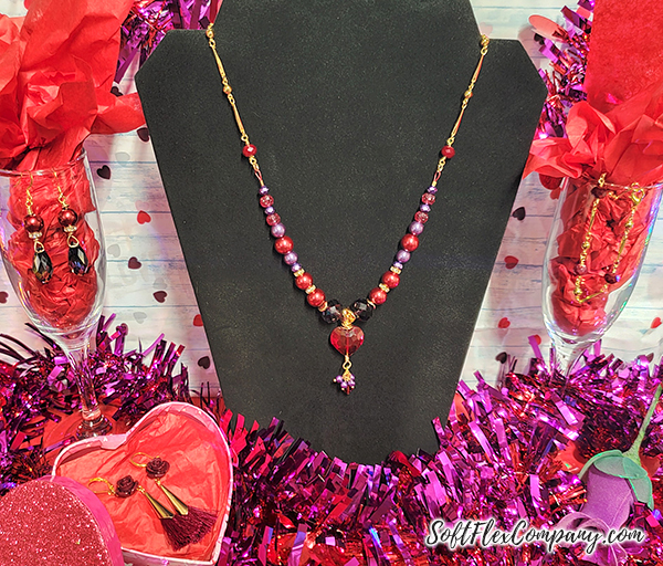 Valentine Passion Jewelry by Colleen Marie Sinkewicz
