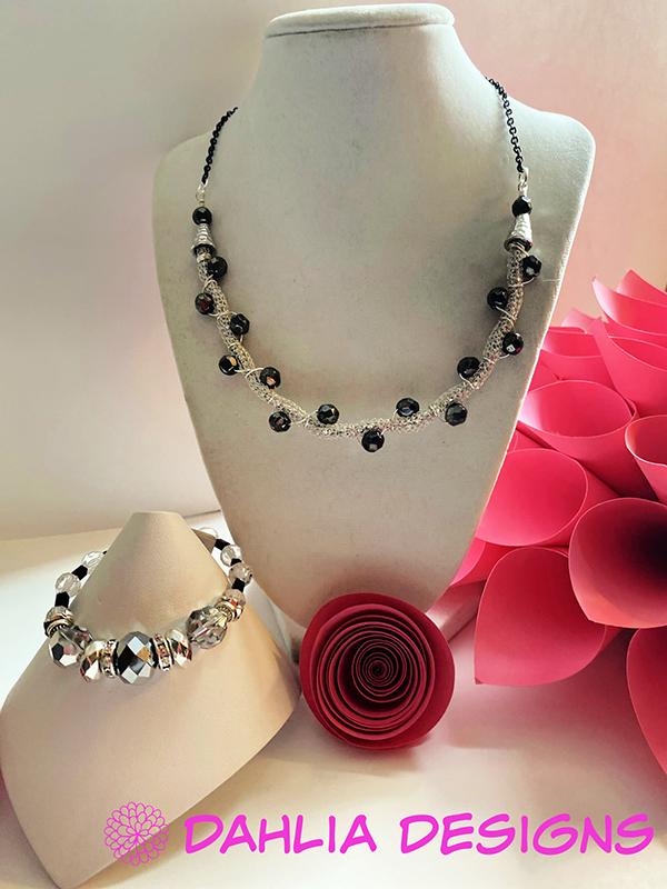 Metallic Sparkles Jewelry by Deb Houck