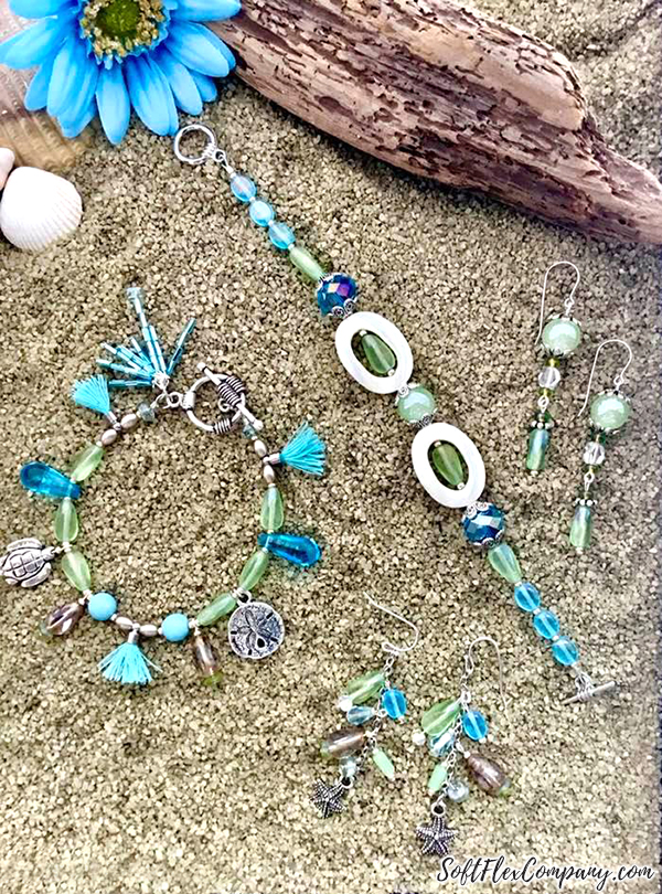 Serenity Shore Jewelry by Fearn Edmonds