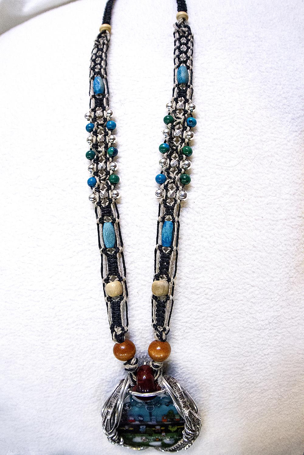 Necklace by Jesse Jayne