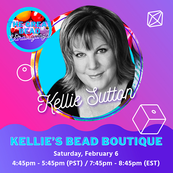 Kellie Sutton from Kellie's Bead Boutique
