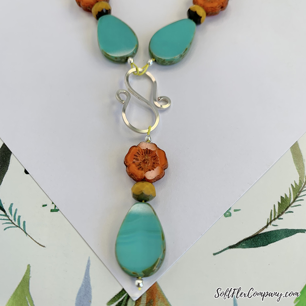 GoodyBeads Beading Party Necklace by Sara Oehler