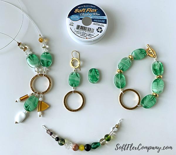 Czech Glass Jewelry by Sara Oehler
