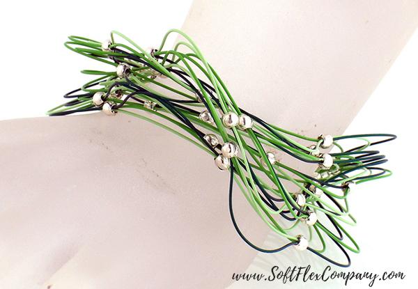 Renewal Trios Wave Bracelet by Sara Oehler