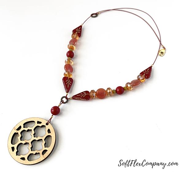 Spice Market Necklace by Sara Oehler