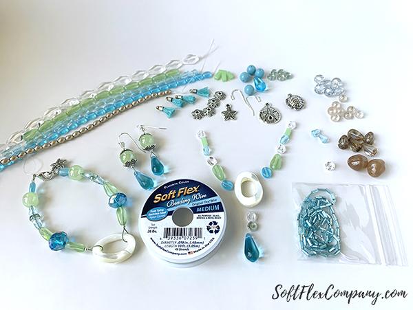 Serenity Shore Design Kit Contents