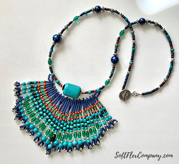 Pretty As A Peacock Jewelry by Sherry Rockel Beltram