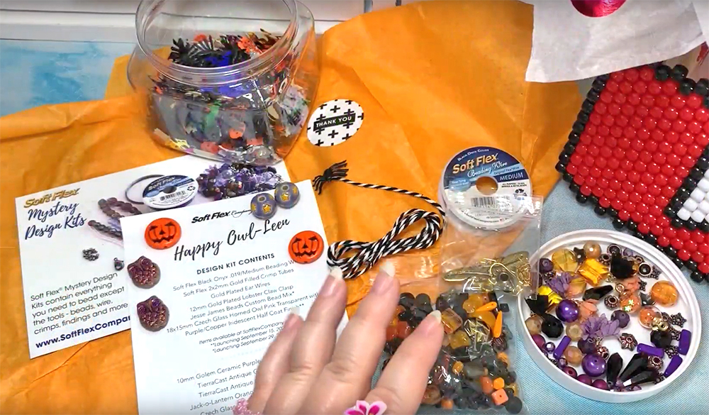Happy Owl-Leen Design Kit Unboxing by Sparkle By Monica